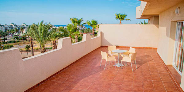 vacaciones playa Cabo de Gata oferta verano 2019