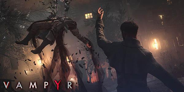 Vampyr para PC Steam, PS4 o Xbox One barato