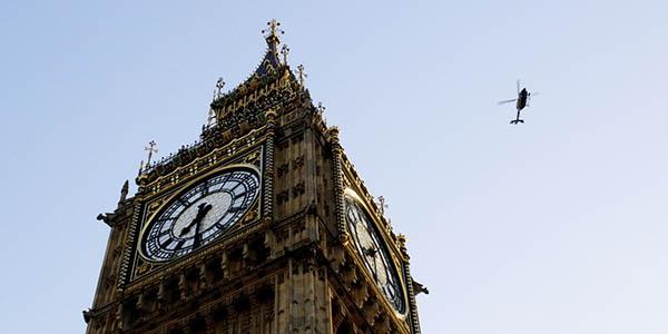 viajar a Londres vuelos económicos desde aeropuertos españoles