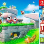 Videojuego Captain Toad Treasure Trackerpara Nintendo Switch barato
