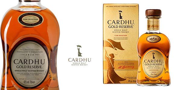 Cardhu Gold Reserve Whisky Escocés - 700 ml barato en Amazon