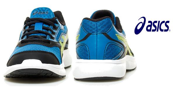 Zapatillas de running Asics Stormer GS para mujer chollazo en eBay