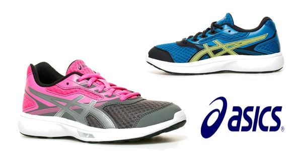 Zapatillas de running Asics Stormer GS para mujer baratas en eBay
