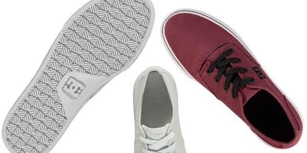zapatillas de diseño clásico estilo skate DC Shoes Flash 2 oferta