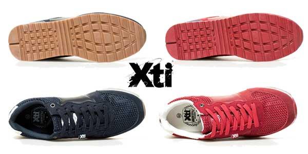 Zapatillas Xti Anton para hombre chollo en eBay España