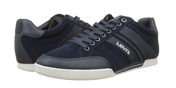 Zapatillas Levi's Turlock Refresh rebajadas en Amazon