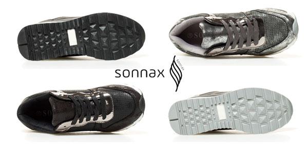 Zapatillas Sonnax Craked para mujer en dos colores chollo en eBay España