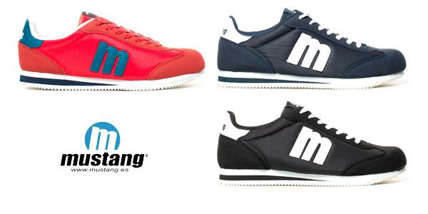 Zapatillas Mustang Chap 2 en varios colores para hombre baratas en eBay