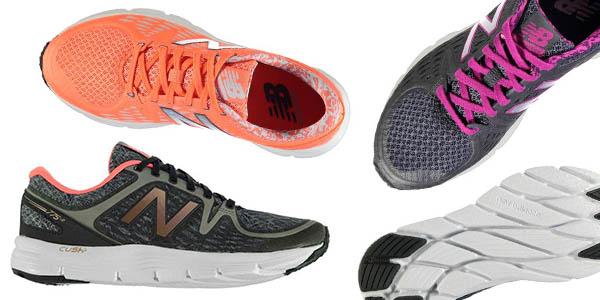 zapatillas New Balance W775V2 transpirables y con gran amortiguación en oferta