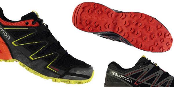 zapatillas de running Salomon SpeedCross Vario a precio brutal
