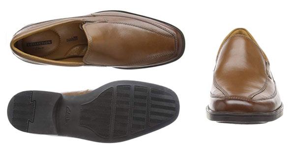 Zapatos Clarks Tilden Free para hombre baratos en Amazon