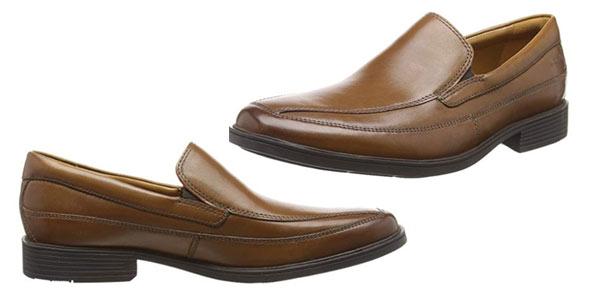 Zapatos Clarks Tilden Free para hombre en oferta en Amazon