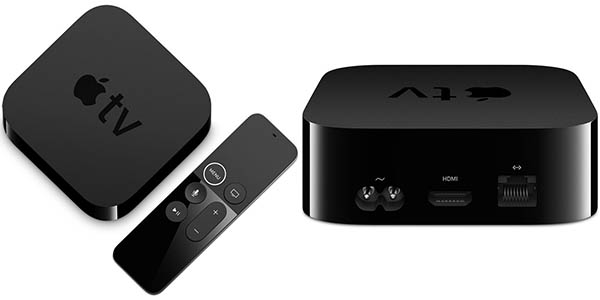 Apple TV 4K de 64 GB barato