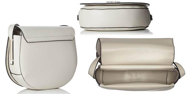bandolera compacta Calvin Klein Frame Saddle Bag en oferta
