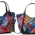 Bolso Desigual Rotterdam Transflores multicolor para mujer barato en Amazon
