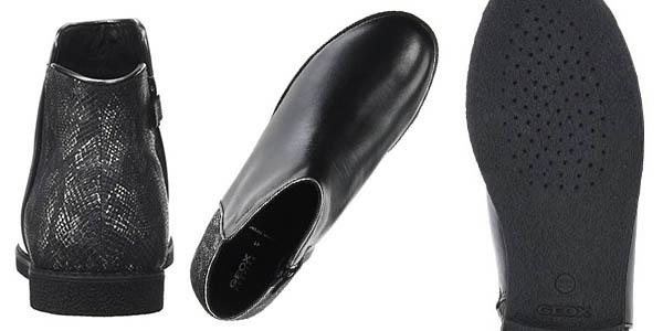 botas de cuero Geox Shawntel para niña oferta