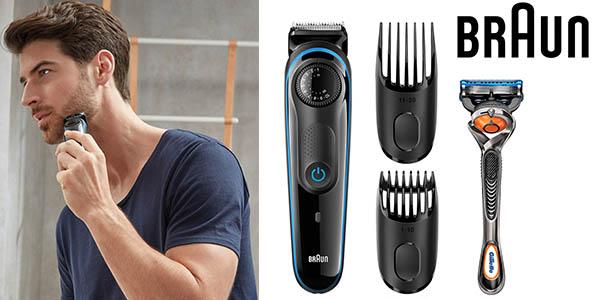 Braun BT barbero recargable barato