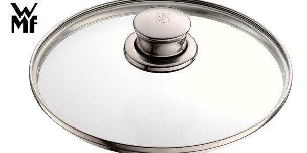 Cacerola con tapa WMF Diadem Plus de 20cm de diámetro y 3 litros en acero inoxidable chollo en Amazon