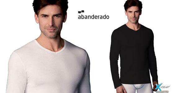 415fb9c24bdf Chollo Camiseta interior Abanderado X-Temp de manga larga para ...