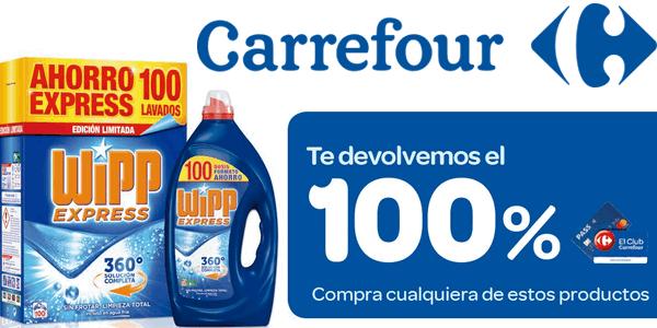 Devolución Carrefour Chequeahorro