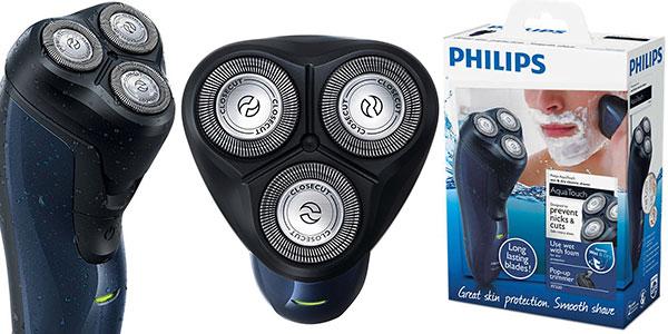 Chollo Afeitadora eléctrica inalambrica Philips AT620/14 AquaTouch Wet & Dry