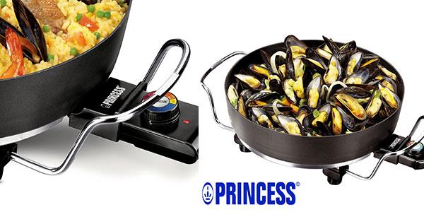 Chollo Cazuela eléctrica multiusos Princess Pro de 6 litros y 1800w