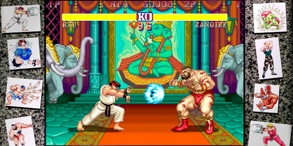Chollo Videojuego Street Fighter 30th Anniversary Collection para Switch, PS4 y Xbox One