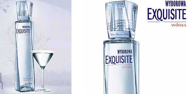 Chollo Vodka Wyborowa Exquisite de 70 cl