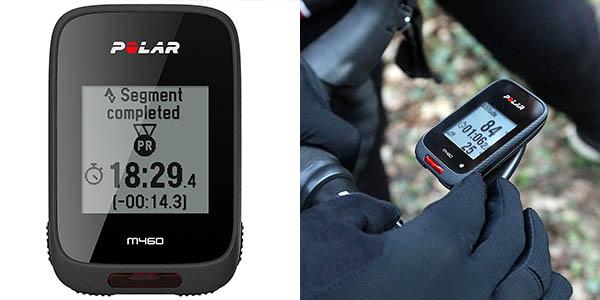Ciclocomputador Polar M460HR sensor cardíaco H10 barato