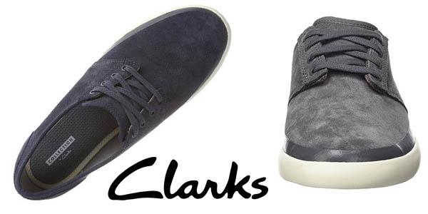 Clarks Torbay Rand zapatillas para hombre baratas