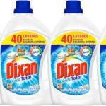 Dixan Gel Total detergente barato