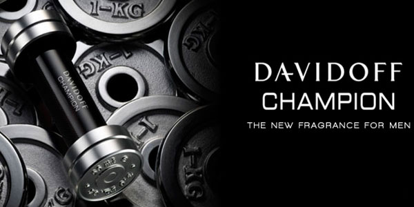 Eau de toilette Davidoff Champion de 90 ml para hombre barata