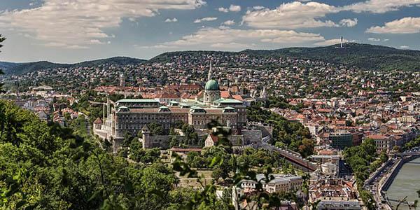 escapada Budapest barata abril 2018