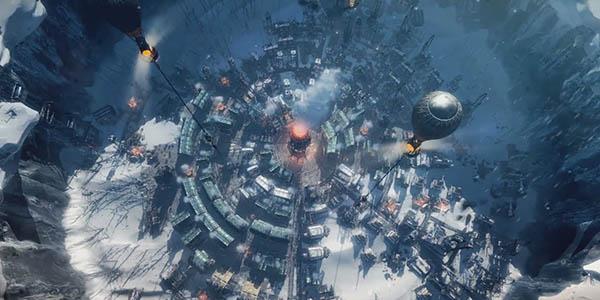 Frostpunk con clave para Steam