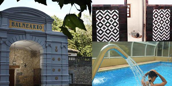 Hotel Balneario Alceda alojamiento con tratamiento termal chollo
