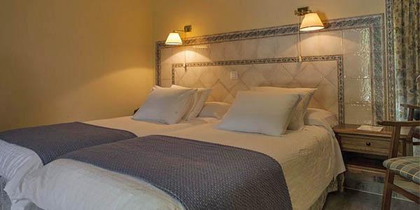 hotel balneario Alceda oferta