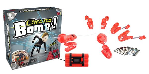Juego IMC Toys Chrono bomb barato en Amazon