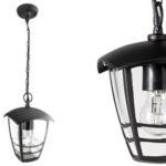 Lámpara colgante Philips myGarden Creek para iluminación exterior barata en Amazon