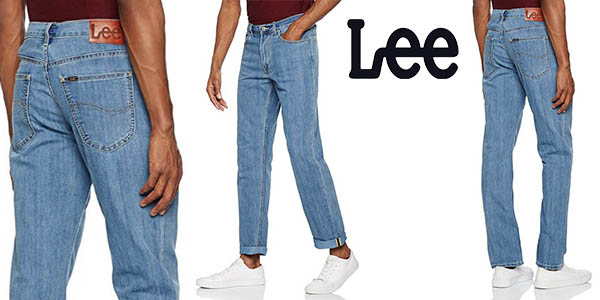 Lee Brooklyn Straight rectos para hombre baratos