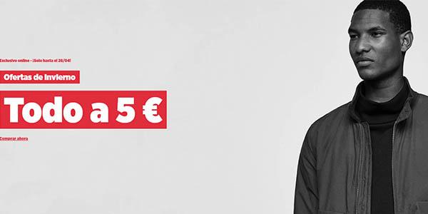 0f0749422ca8 TODO a 5€ en ropa de invierno de Mango Outlet ¡CORRE!