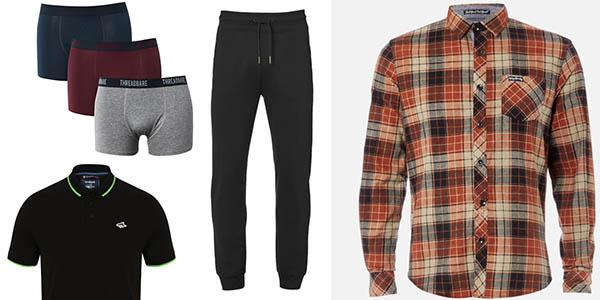 ofertas en ropa de primeras marcas en Zavvi con diseños casuales idóneos para el día a día