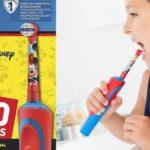 Cepillo de dientes eléctrico Oral-B Stages Power Kids de Mickey Mouse barato