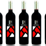 Pack de 6 botellas de vino tinto crianza Piedra Roja 2012 barato