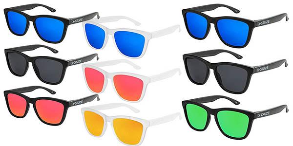 Pack Sol X3 Colores Diseño Gafas Lentes De Cruze Unisex Con X sQrtdh