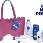 Pack Nivea Piel Feliz con regalo bolso tote color frambuesa barato en Amazon