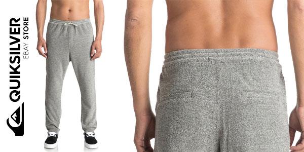 1c9ed41e4689f Pantalones de chándal Quiksilver After Surf Super-Soft Joggers para hombre  chollazo en eBay