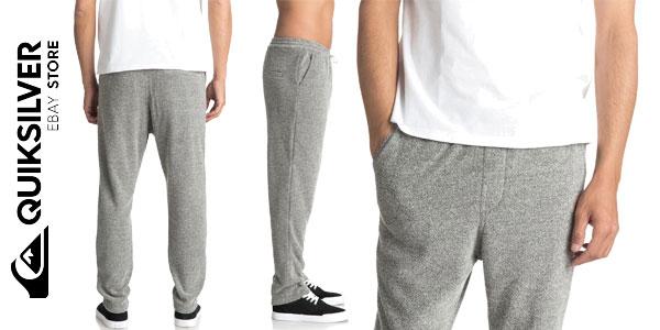 98a649f3d7875 Pantalones de chándal Quiksilver After Surf Super-Soft Joggers para hombre  baratos en eBay