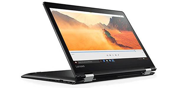 Portátil convertible 2 en 1 Lenovo Yoga 510-14AST táctil de 14'' en Amazon