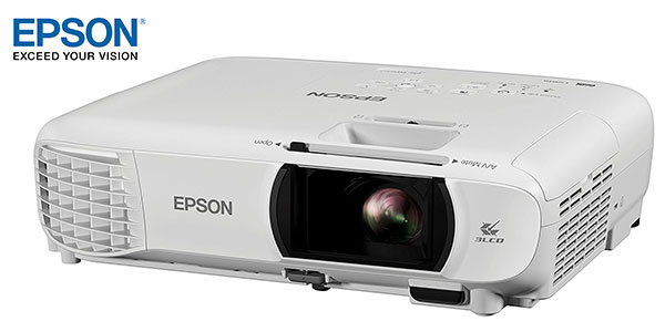 Proyector Epson EH-TW650 Full HD barato