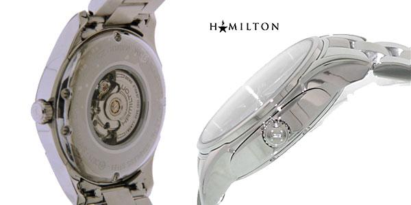 Reloj automático Hamilton Jazzmaster VIEWMATIC AUTO para mujer chollo en Amazon